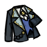 Aristocrat's Fine Overcoat Icon