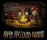 Hallowed Nights 2019 Comic 2
