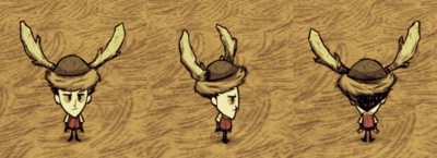 Beefalo Hat Wilson