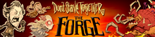 The Forge Steam Header