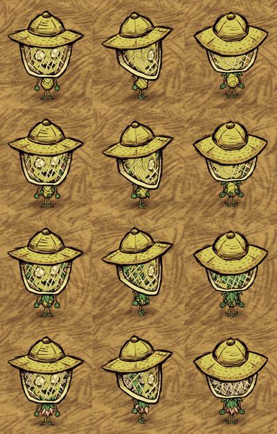 Beekeeper Hat Wormwood