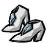Ice Floe Heels Icon