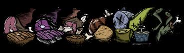 Carnes olla de barro