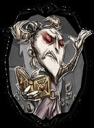 Wickerbottom Warrior Skin Portrait