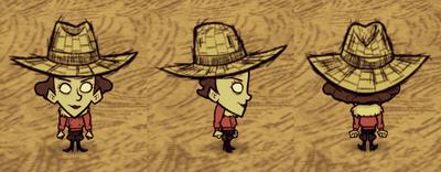 Straw Hat Wheeler
