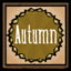 Autumn Settings Icon