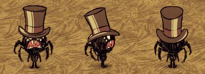 Top Hat Webber