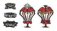 YotV Valentine Skins Concept Art