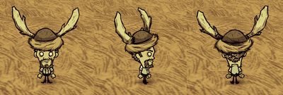 Beefalo Hat Warly
