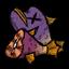 Purple Groupers