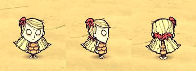 Seashell Suit Wendy