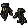 Physician's Gloves Icon