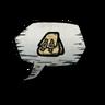 Backpack Emoticon Icon