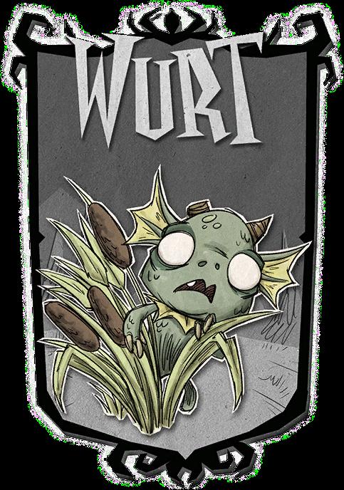 Wurt Don T Starve Wiki Fandom
