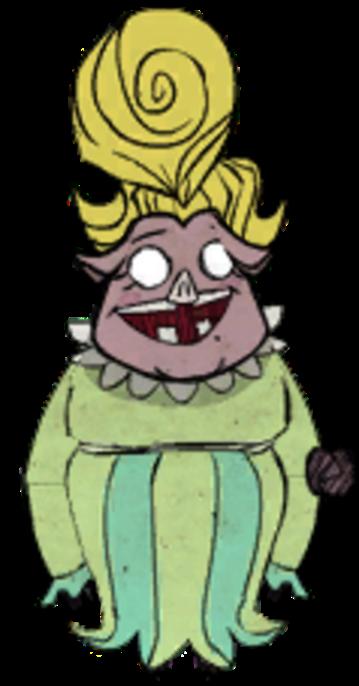 Pig Shopkeep