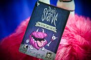 Pink Chester Plush Tag