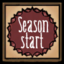 Season Start Settings Icon
