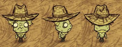 Straw Hat Wurt