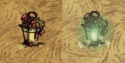 Winter's Feast Lantern