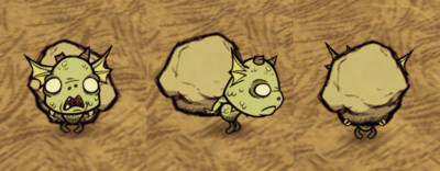 Cave-in Boulder Wurt F