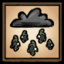 Frog Rain Settings Icon