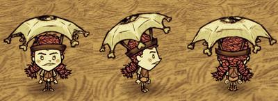 Eyebrella Wigfrid