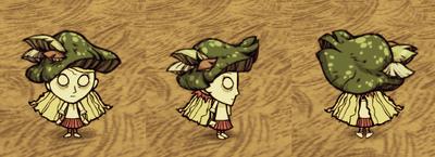 Green Funcap Wendy