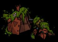 Iron Hulk Arm Mossy