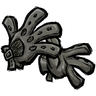 Stormcloud Gray Driving Gloves Icon
