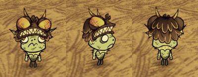 Lucky Beast Head Wurt