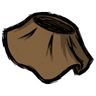Werebeaver Brown Skirt Icon