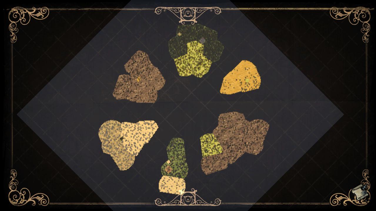 Image   Archipelago Map.png | Don't Starve game Wiki | FANDOM