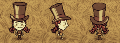 Top Hat Wigfrid