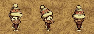 Winter Set Woodie