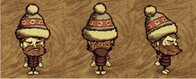 Winter Set Woodie