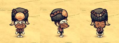 Horned Helmet Woodie