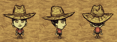 Straw Hat Walani
