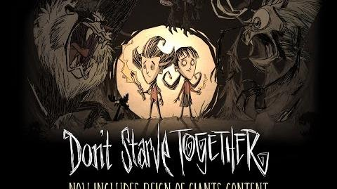 Don't Starve Together - Reign of Giants Trailer