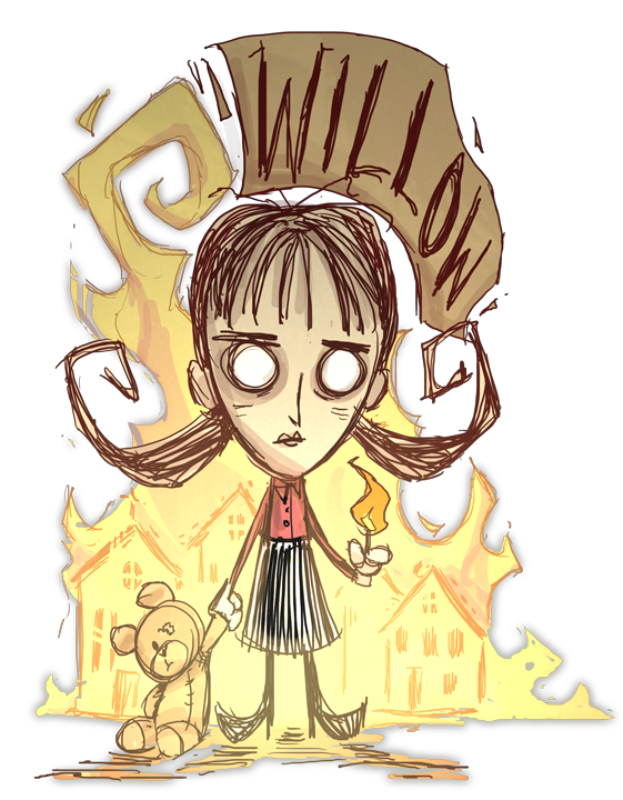 Willow Dont Starve Game Wiki Fandom Powered By Wikia