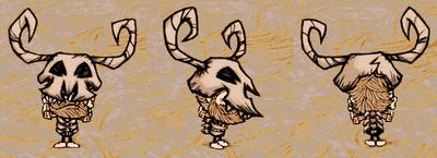 Bone Set Woodie