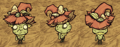 Red Funcap Wurt
