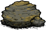 Withered Limpet Rock