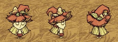 Red Funcap Wendy
