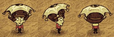 Eyebrella Wheeler