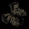 Muddy Gardening Boots Icon