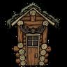 Rustic Cabin Icon