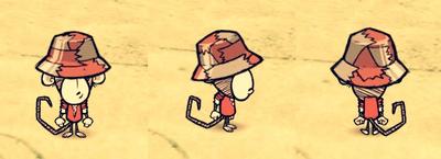 Snakeskin Hat Wilbur