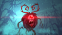 Winter's Feast Deerclops Loading Screen