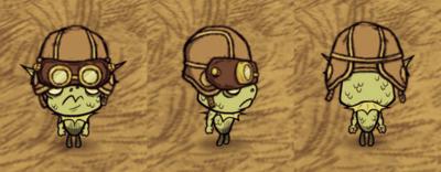 Desert Goggles Wurt