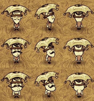 Eyebrella Wolfgang